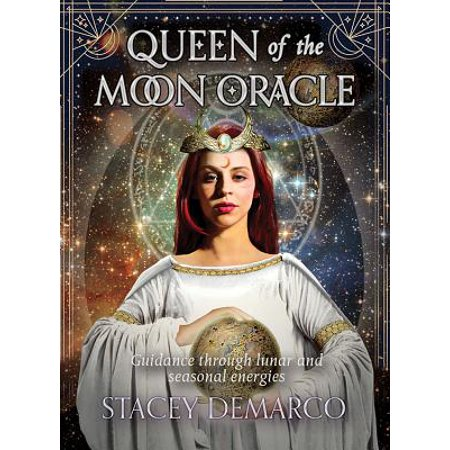 Lunar Calendar Astrology - Rockpool Oracle Cards: Queen of the Moon Oracle: Guidance Through Lunar and Seasonal Energies (Other)