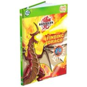 LeapFrog Activity Storybook Bakugan: Finding Drago