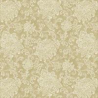 Waverly Inspirations SCROLL CHAI 100% Cotton Duck Fabric 45'' Wide, 180 Gsm, Quilt Crafts Cut By The Yard
