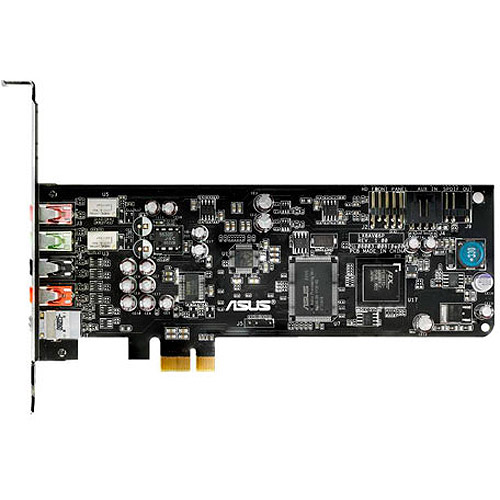 Asus Xonar DSX PCI Express 7.1-Channel Audio Card