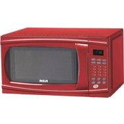 Rca Rmw1112 Black 1 Cubic Ft Microwave
