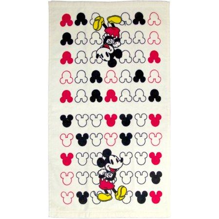 Disney Mickey Mouse Hand Towel