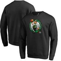 Product Image Boston Celtics Fanatics Branded Midnight Mascot Pullover  Sweatshirt - Black 0f0ec4135