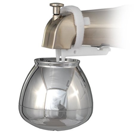 Sprite Chrome Bath Ball Filter (Best Bath Water Filter)