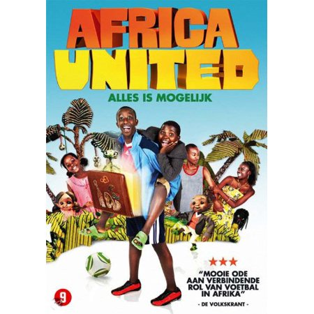 Africa United (2010) [ NON-USA FORMAT, PAL, Reg.2 Import - Netherlands ] ()