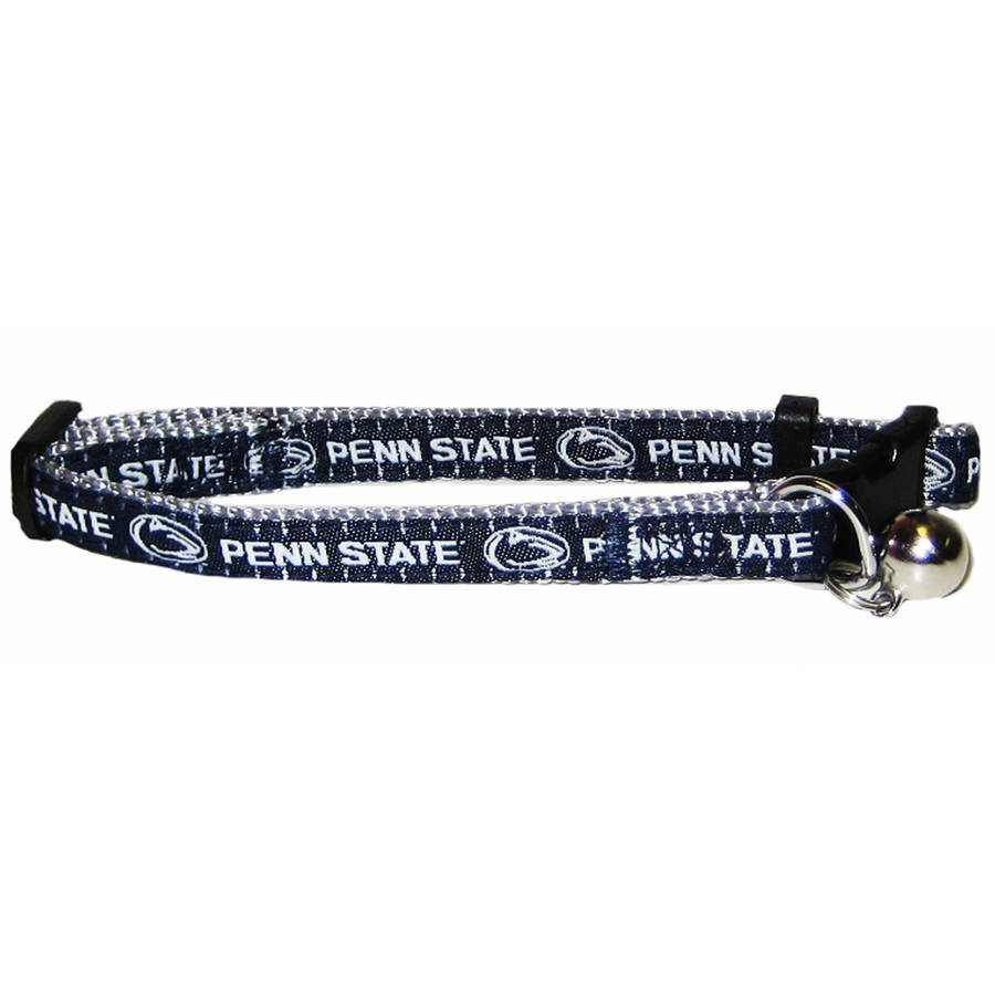 Pets First College Penn State Nittany Lions Cat Collar
