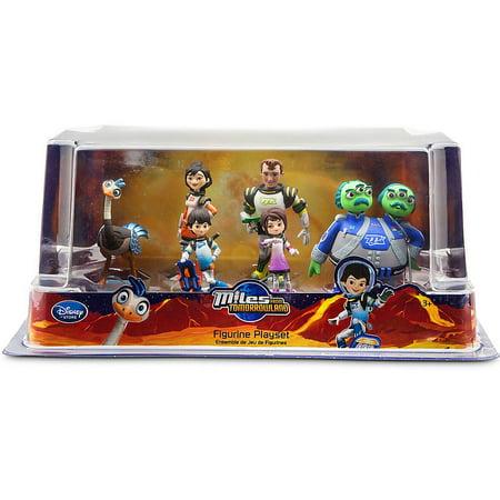 Disney Junior Miles From Tomorrowland PVC Figurine Playset - Miles From Tomorrowland