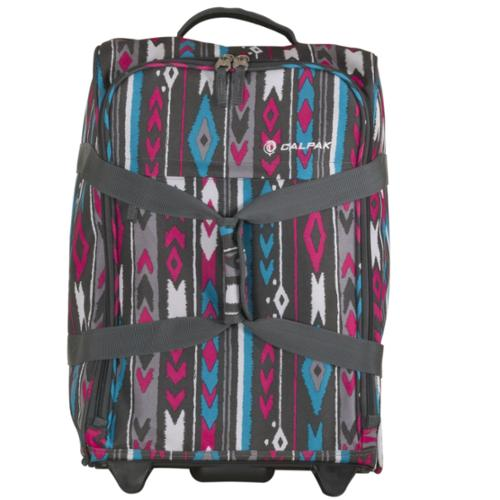 Calpak 'Rover' Multi Retro 20-inch Washable Rolling Carry-On Upright Suitcase