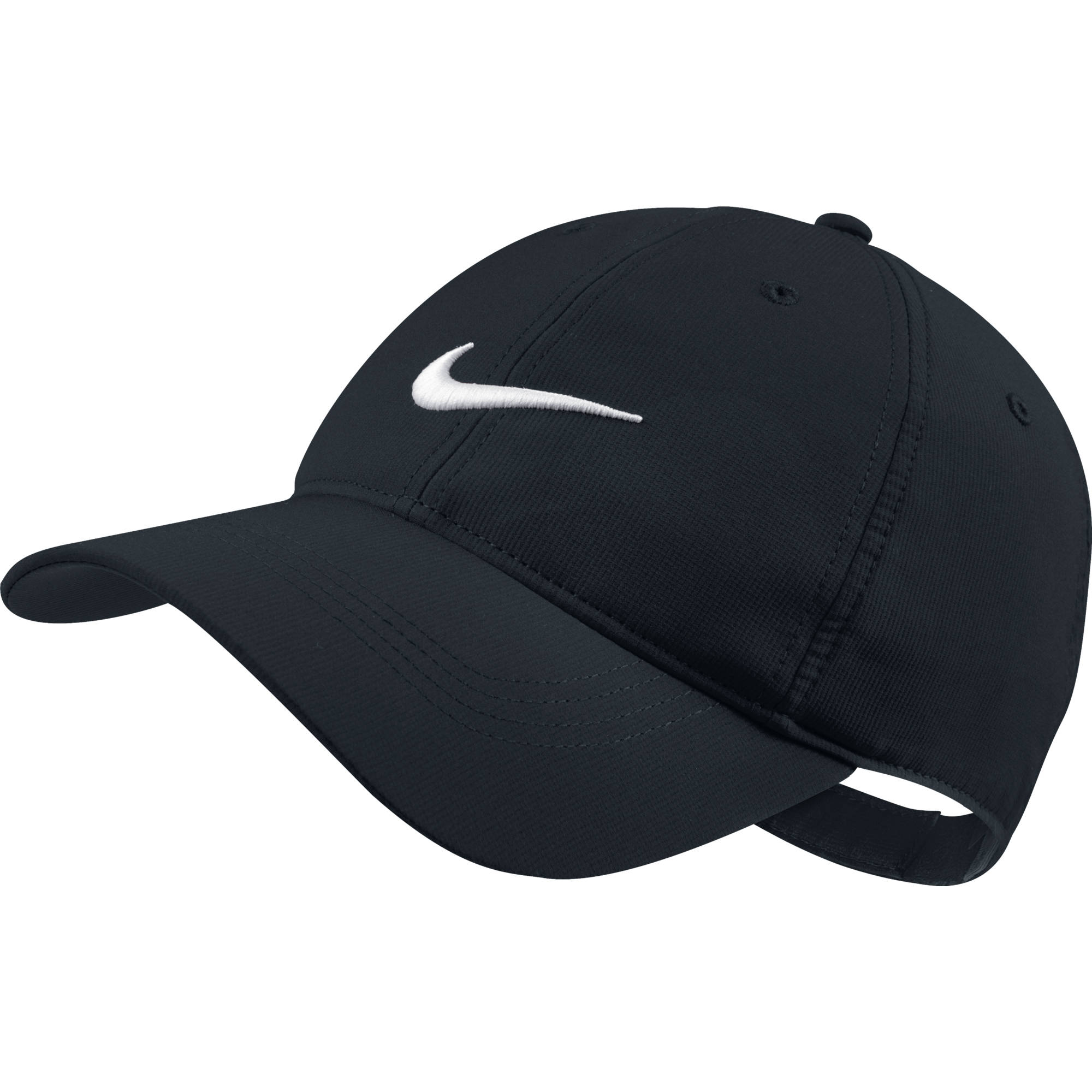 00c2eb84d9a Nike Men's Tech Swoosh Adjustable Cap, Black - Walmart.com