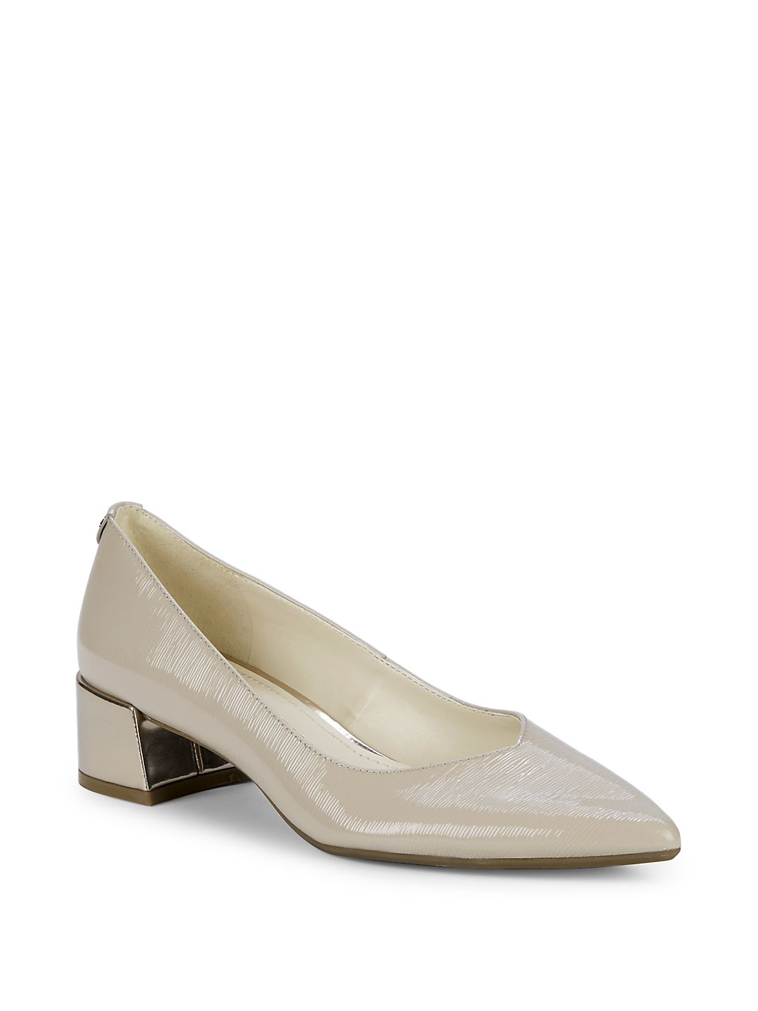 Norwood Hardware-Heel Pumps