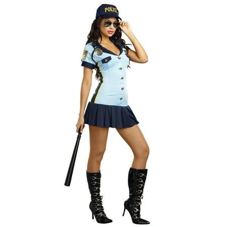 Criminally Sexy Cop Costume - Funny Cop Costume