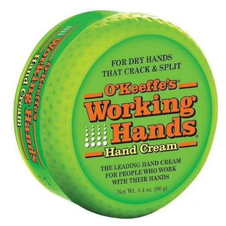 Okeeffes Working Hands Hand Cream 3 4 Oz  Pack Of 4