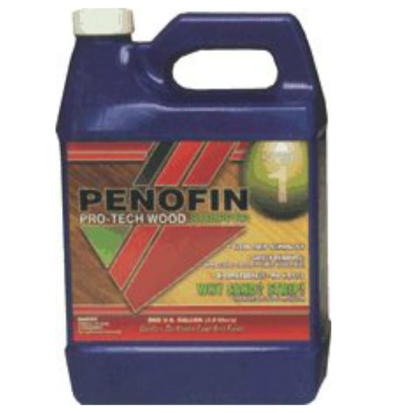 Penofin FTECHGA Pro-Tech Wood Stripper, Step 1, 1 Gallon by Performance Coatings Inc. - Penofin