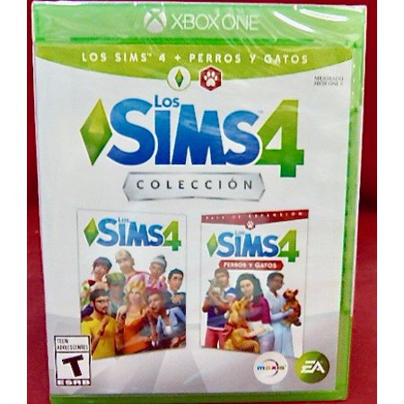 New Activision Video Game Sims 4 Cats & Dogs Expansion Pack Xbox (Sims 4 Cats And Dogs Expansion Pack)