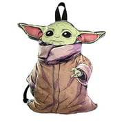 Disney Star Wars Baby Yoda Character 3D Plush Backpack The Child