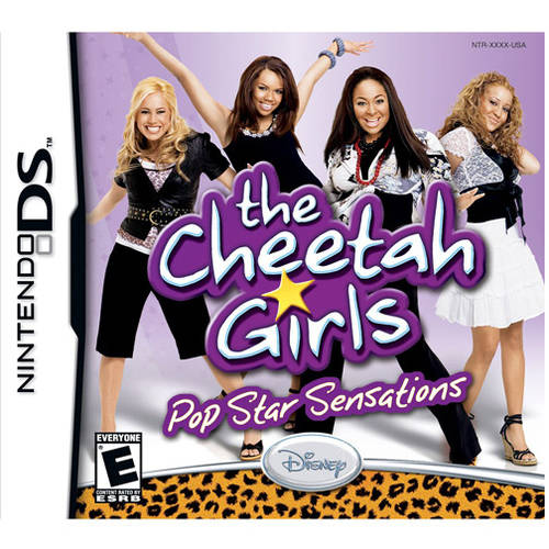 Cheetah Girls Pop Star Sen (DS) - Pre-Owned