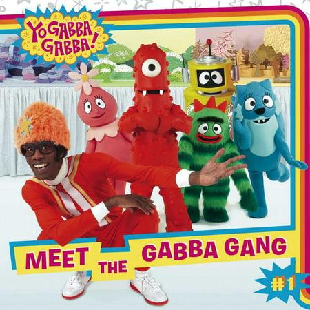 Meet the Gabba Gang - eBook