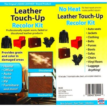 Liquid Leather Leather Touch Up Recolor Kit - Walmart.com