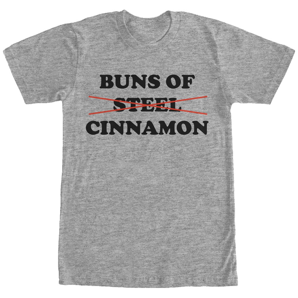 Chin Up Women's Buns of Cinnamon T-Shirt