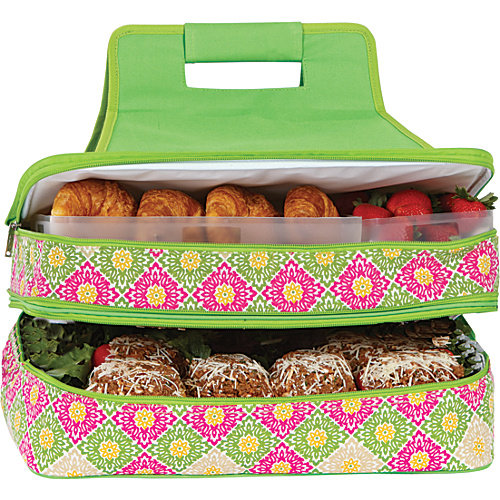 Picnic Plus Entertainer Hot & Cold Food Carrier