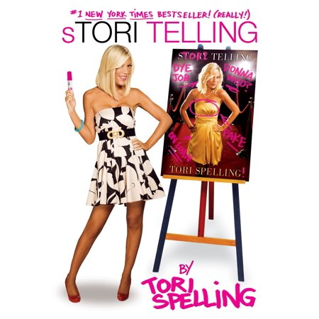 Tori Spelling Necklace - sTORI Telling