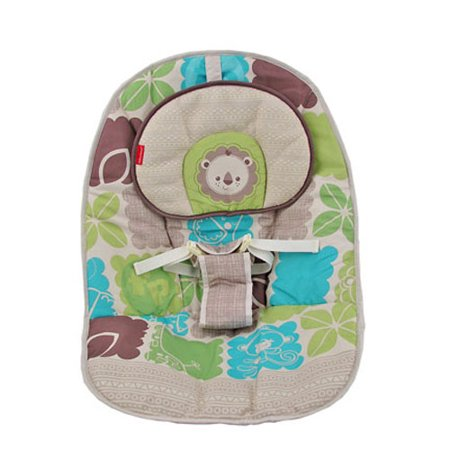 Deluxe Bouncer - Fisher Price Rainforest Deluxe Bouncer - Replacement Seat Pad/Cushion/Cover Y8641
