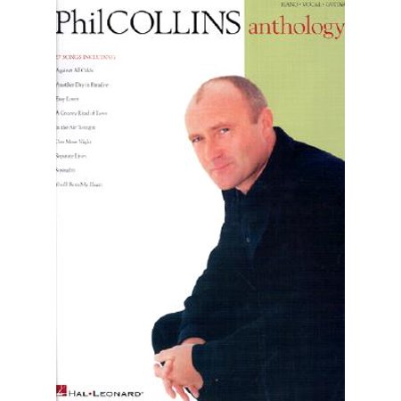 Phil Collins Anthology (Phil Collins In The Air Tonight 88 Remix)