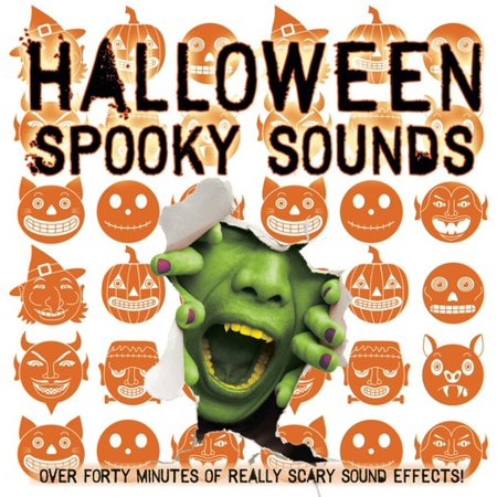 Halloween Spooky Sounds - Halloween Music With Sound Effects