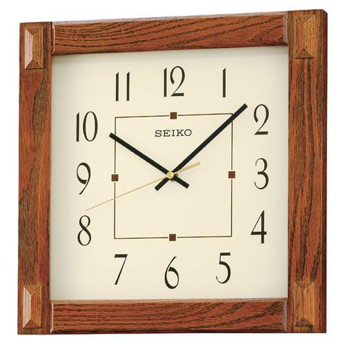 Seiko Mission Wall Clock