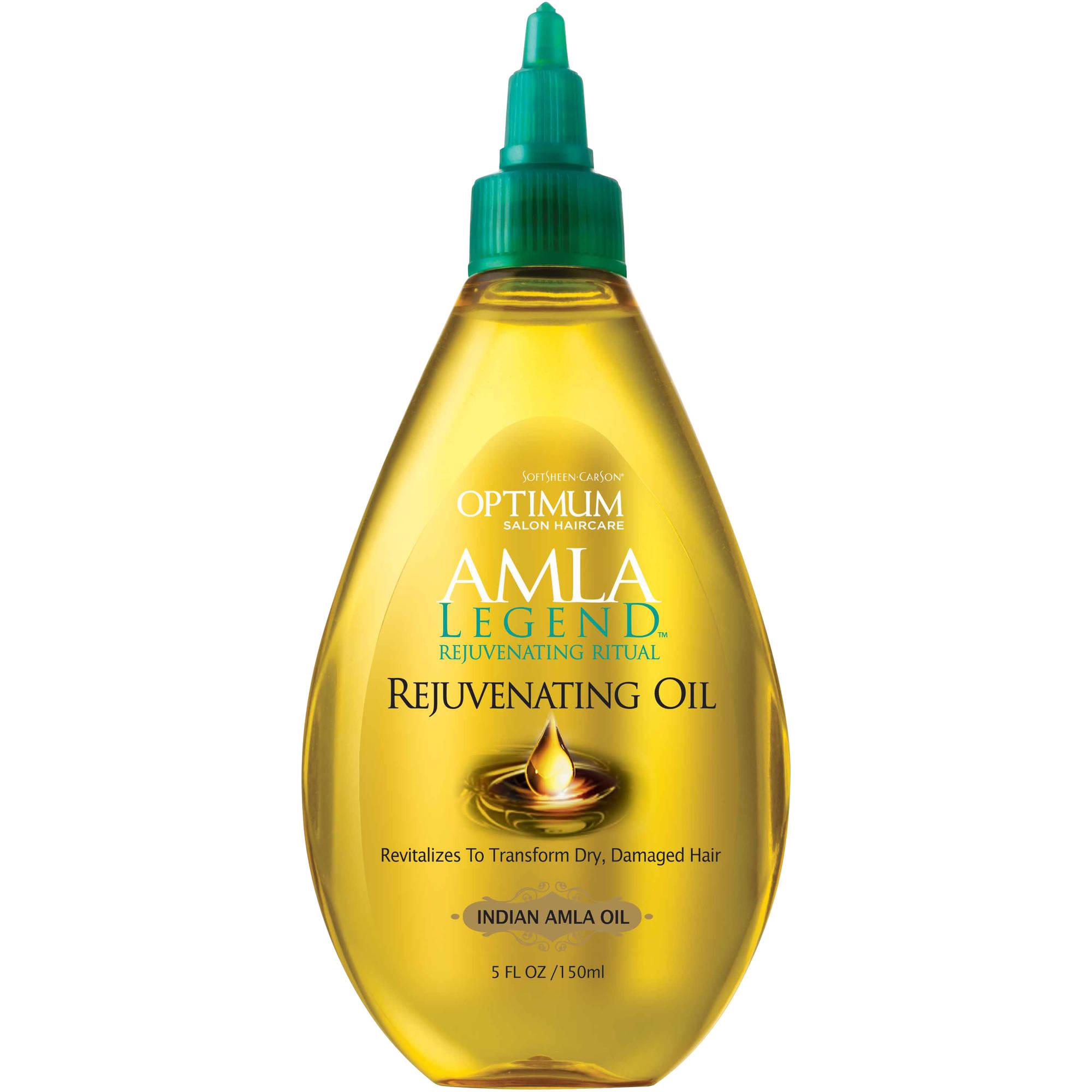 Optimum Salon Haircare AMLA Legend Rejuvenating Oil, 5 fl oz