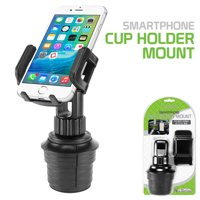 14d31acdd3204b Product Image Cellet PH600 Car Cup Holder Mount, Adjustable Smart Phone  Cradle for iPhone XR XS Max