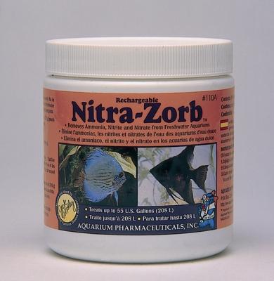 API Fishcare 110A Nitra-Zorb, 7.4 oz Pouch