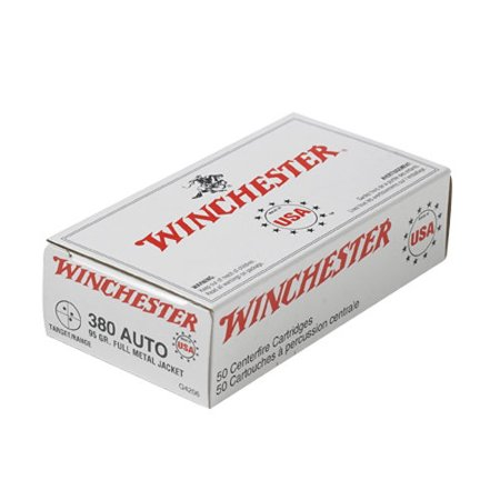 9255 Winchester Ammo 380 Automatic