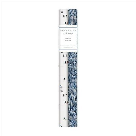 - Gray Malin The Snow Holiday Gift Wrap Set