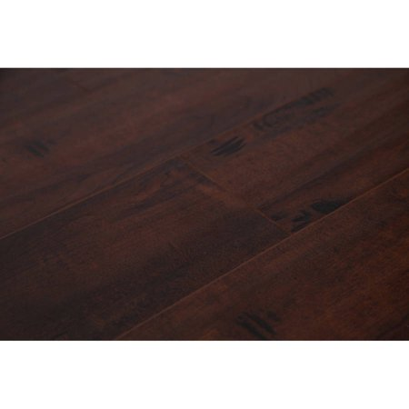 Dekorman 12mm AC3 Castle Collection Laminate Flooring - Majestic Brown (Laminate Flooring Stapler)
