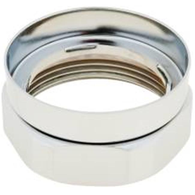 Sloan Valve Company 64-0553 Sloan V-553-A Coupling Nut Chrome 1 . 5 inch -Pack of 3