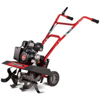 Earthquake 20015 Versa Tiller Cultivator with 99cc 4-cycle Viper Engine (Red)