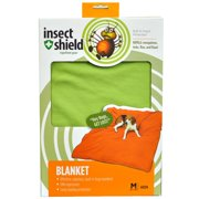 Insect Shield Blanket, Multiple Sizes & Colors