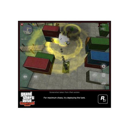 Chinatown Wars Box And Cover Grand Theft Auto Sony Psp Replacement Game Case
