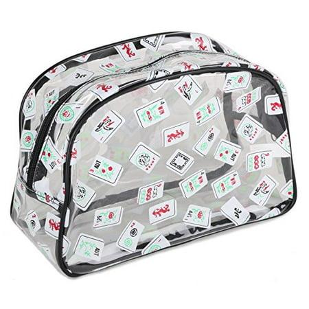 Mah Jongg Direct Zippered Tile Bag Cosmetic For Tiles - image 1 of 1