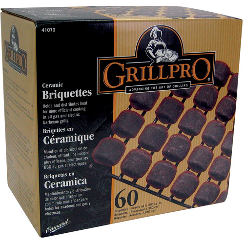9Lb Square Ceramic Briquettes Onward Mfg Co Grill Accessories - Generic 41070
