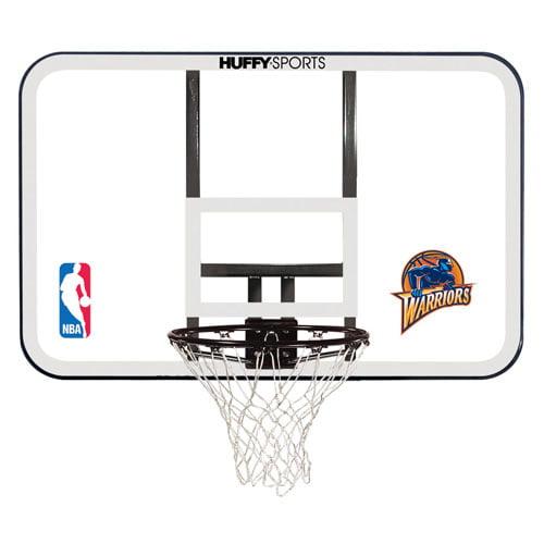 Huffy Sports Golden State Warriors Backboard & Rim Combo