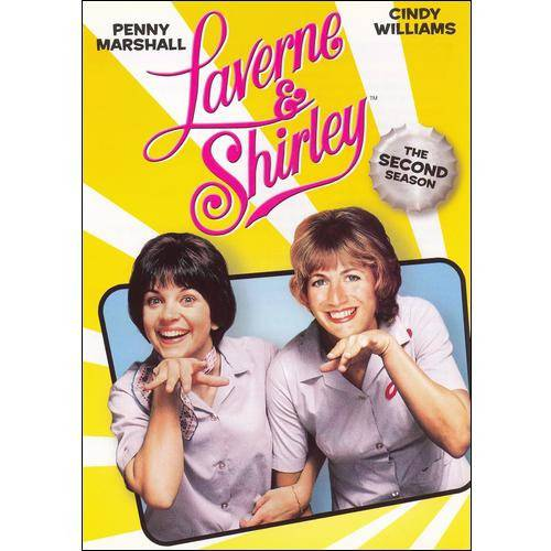 Laverne And Shirley: The Complete Second Season