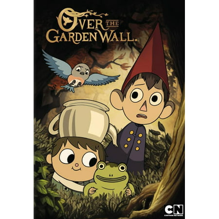 Cartoon Network: Over The Garden Wall (DVD)](Popular Cartoon Halloween Movies)