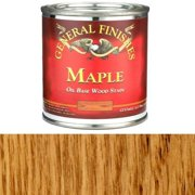 Maple Oil Stain, 1/2 Pint