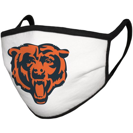 Chicago Bears Fanatics Branded Adult Cloth Face Covering