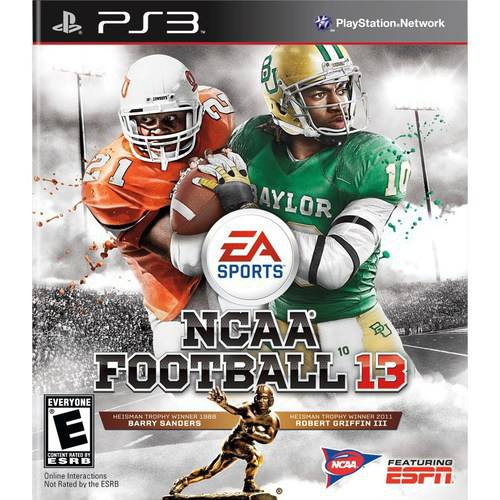 NCAA Football 13 (PS3) - Pre-Owned