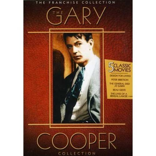 The Franchise Collection: Gary Cooper (Full Frame)