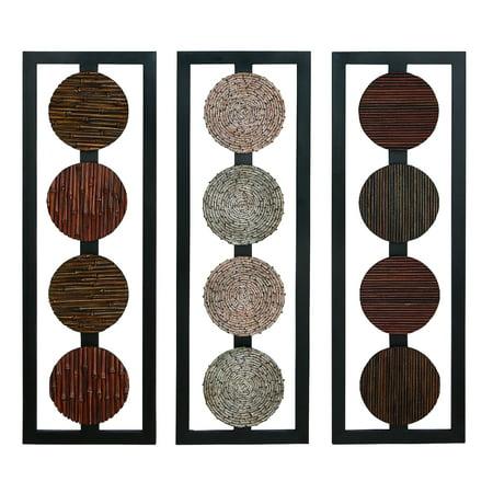 Wood Wall Panel 3 assorted Anytime Wall Decor