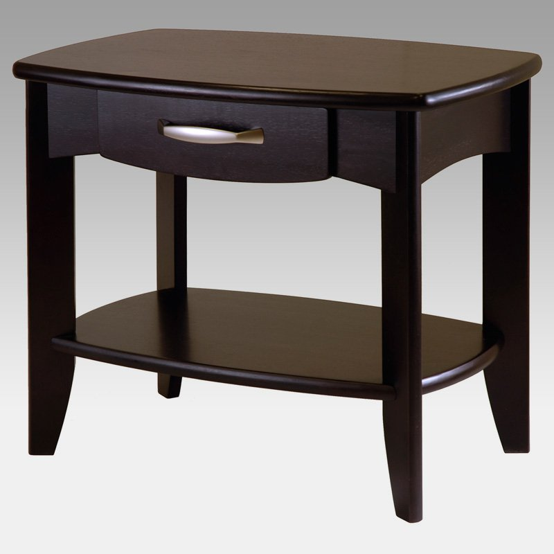 Dana End Table by Winsome